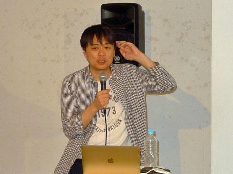 品川経済新聞 宮脇淳編集長(秋田経済新聞)